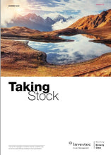 "Load image into Gallery viewer, ""Taking Stock"" - Investec Asset Management - Summer 2020 - Earn 0.5 CPD hour"