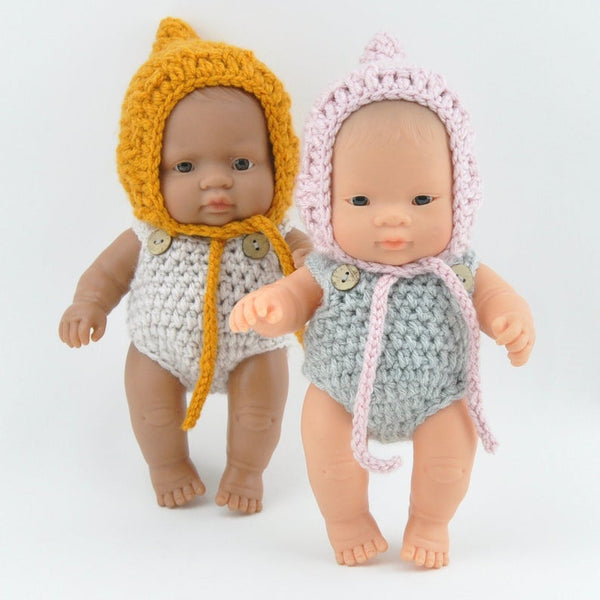 Baby Miniland Knitted Romper