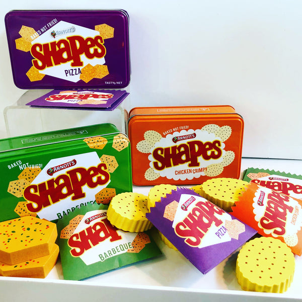 Iconic Toy - Arnott's Shapes