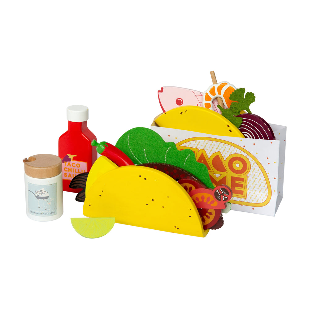 Iconic Toy- Taco Kit
