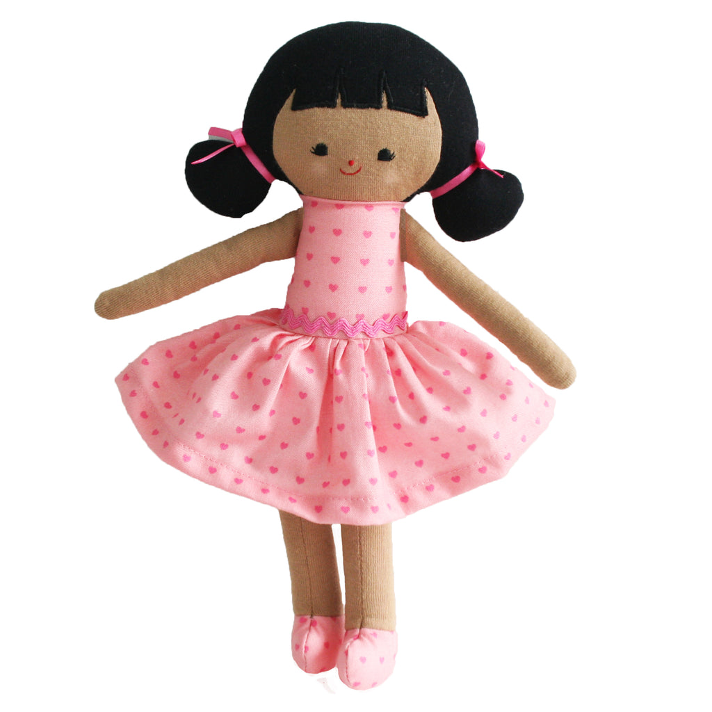 Audrey Doll Mini Hearts