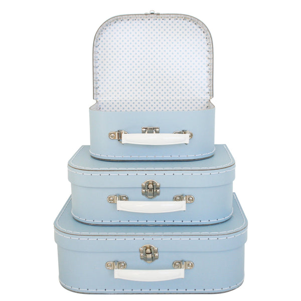Kids Carry Case Pale Blue