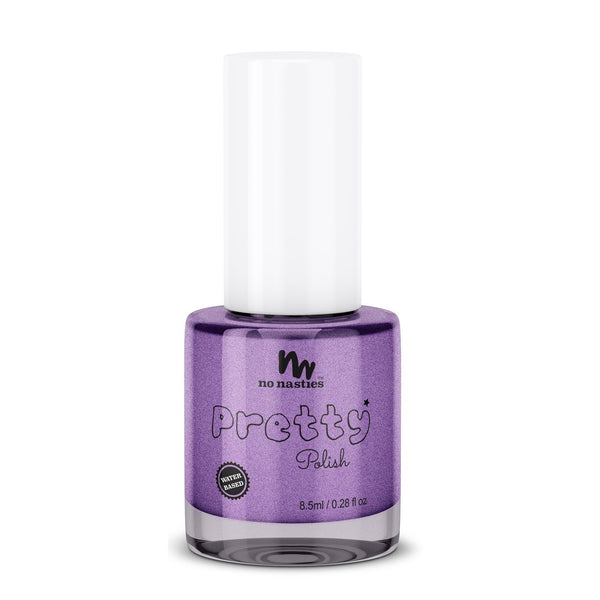 Purple Water- Based Peelable Nail Polish