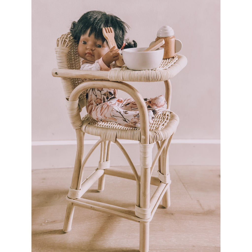 Doll's Highchair