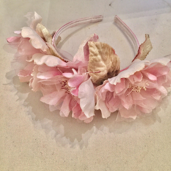 Briar Rose Flower Crown