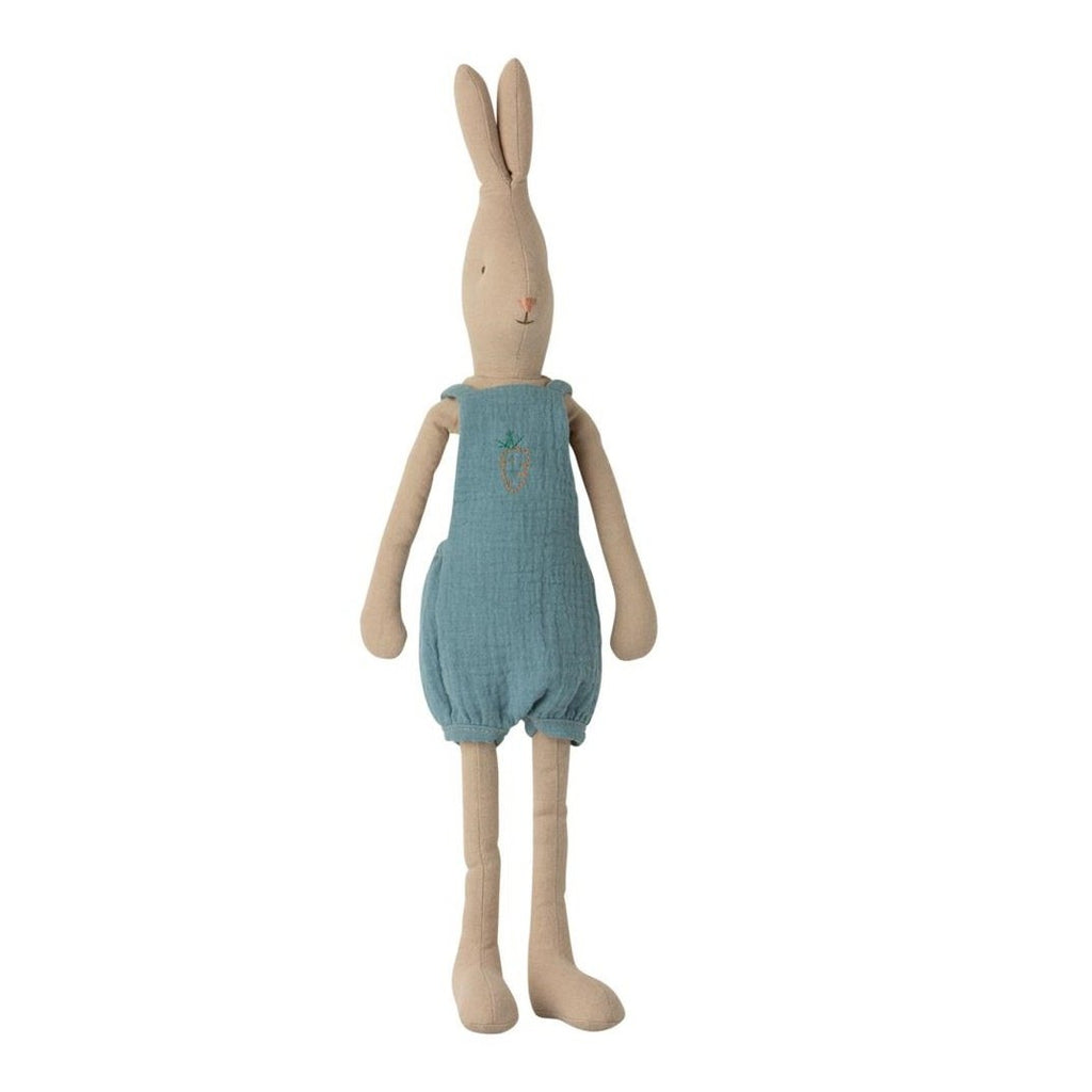 Rabbit Size 3 in Overalls