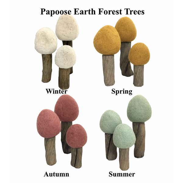 Earth Forest Trees