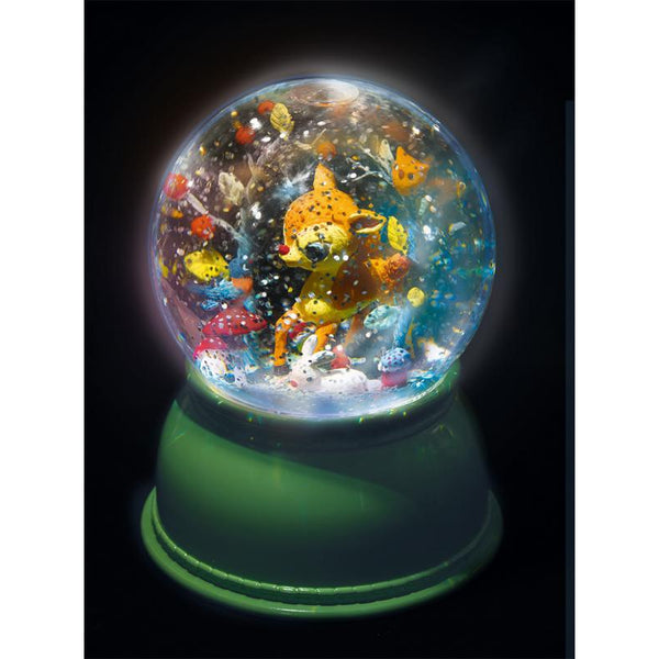 Globe Night Light Fawn