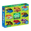 Memory Match Shaped Frogs