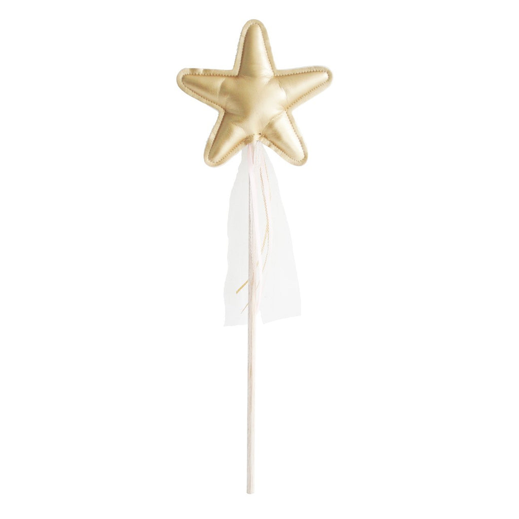 Amelie Gold Star Wand