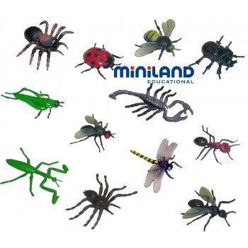 Miniland Insects