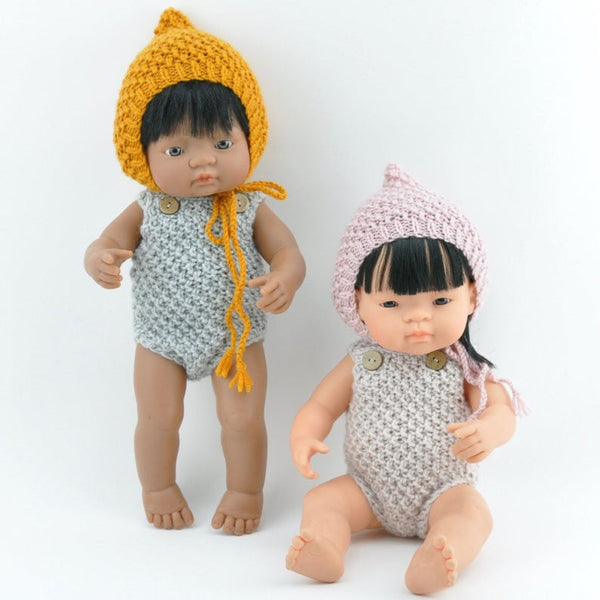 Miniland Knitted Romper