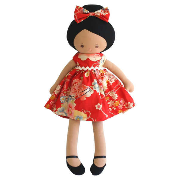Maggie Doll Red