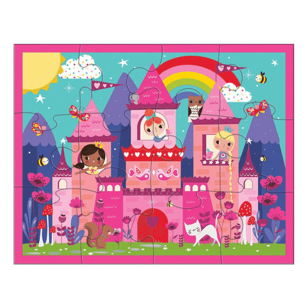 Mudpuppy Puzzle Princess Castle