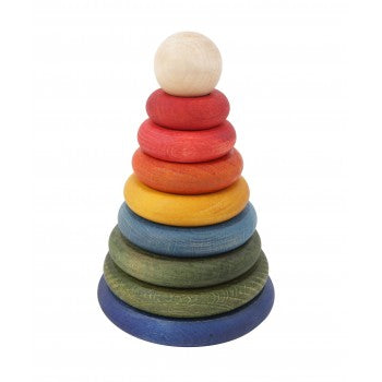 Rainbow Round Stacker