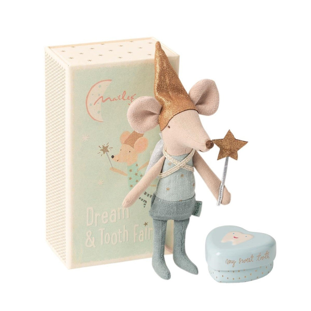 Tooth Fairy Brother Mouse in Box