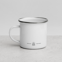 Load image into Gallery viewer, Magic Maker Enamel Mug