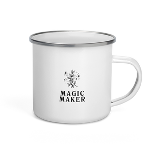 Magic Maker Enamel Mug