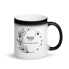 Load image into Gallery viewer, Magick Mug - Matte Black