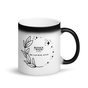 Magick Mug - Matte Black