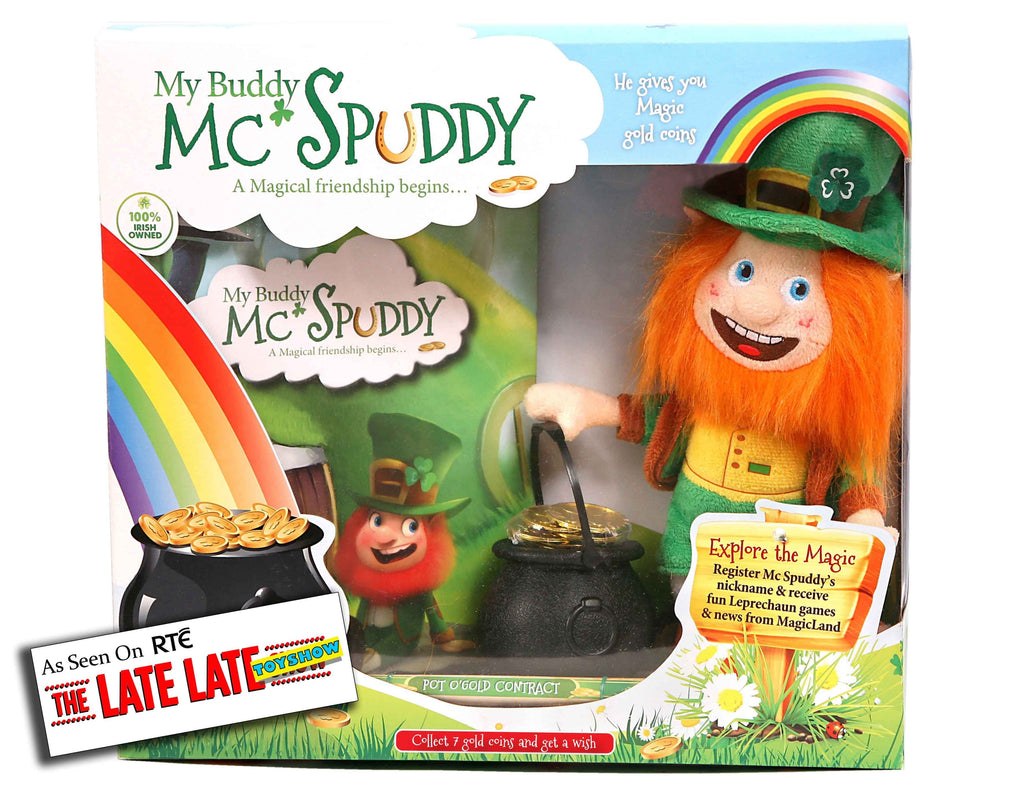 My Buddy McSpuddy