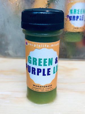 (12-Pack) Wheatgrass shots