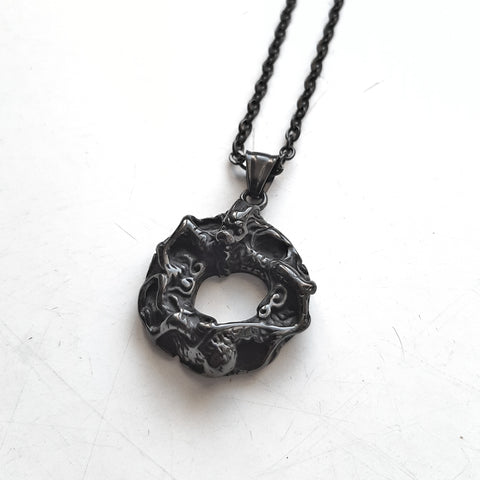 Dragon ring pendant