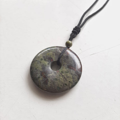 Dragon blood pendant