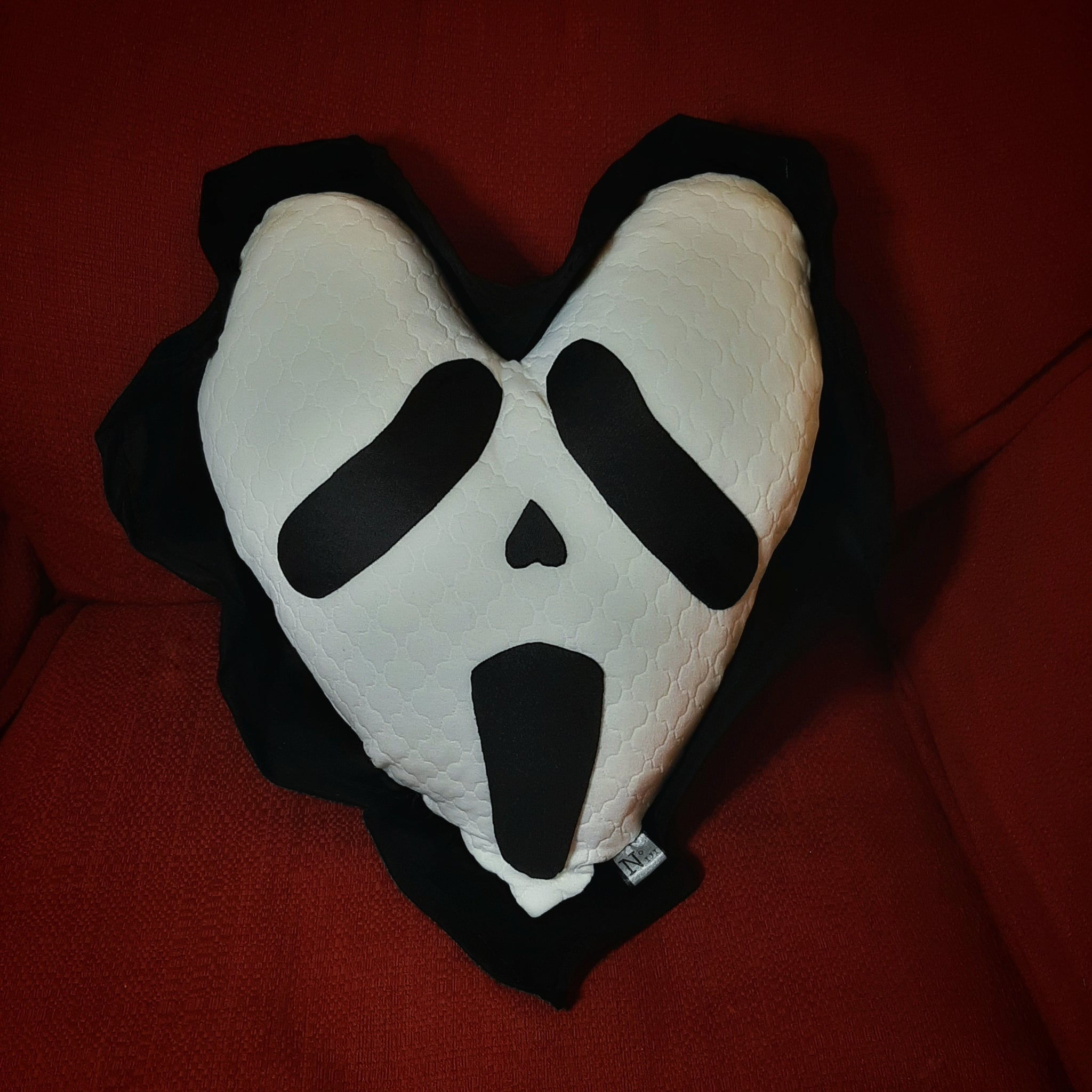 Ghostface cushion