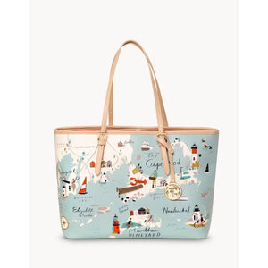 Spartina - Northeastern Harbors Tote