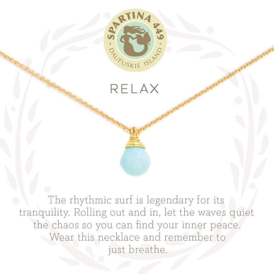 "Sea La Vie ""Relax"" Necklace"