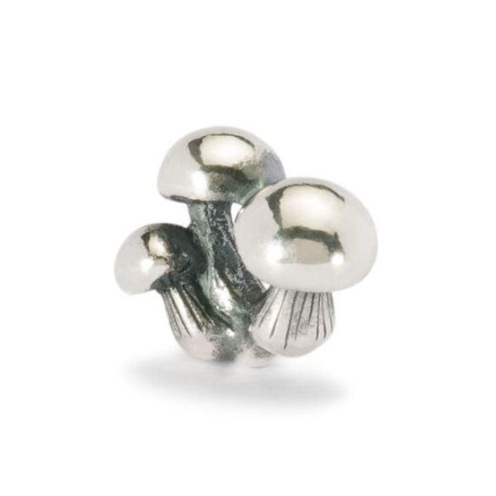 Trollbeads-Mushrooms Family Bead