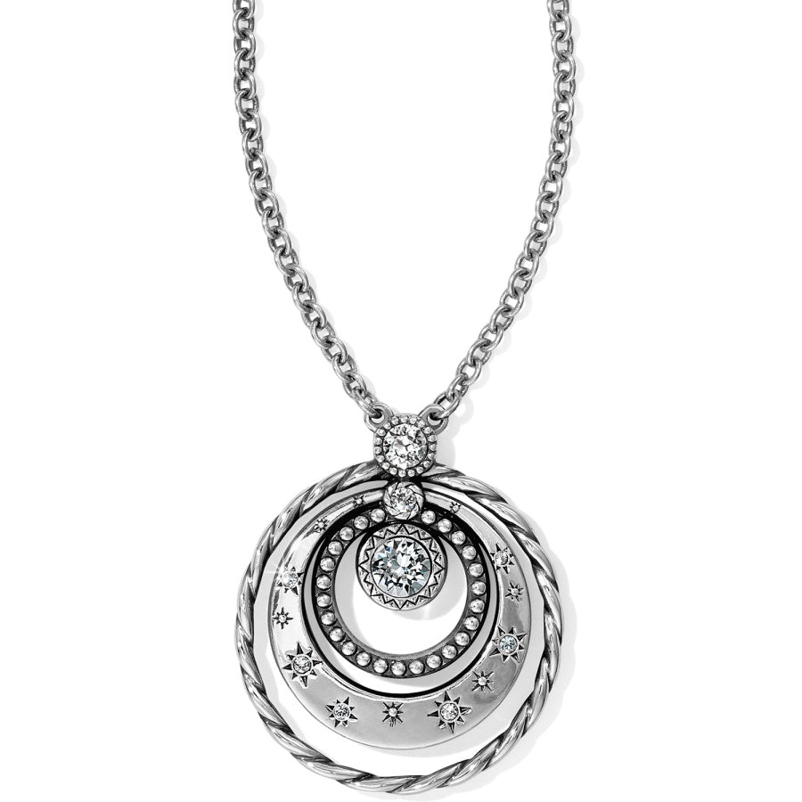 Halo Swing Necklace