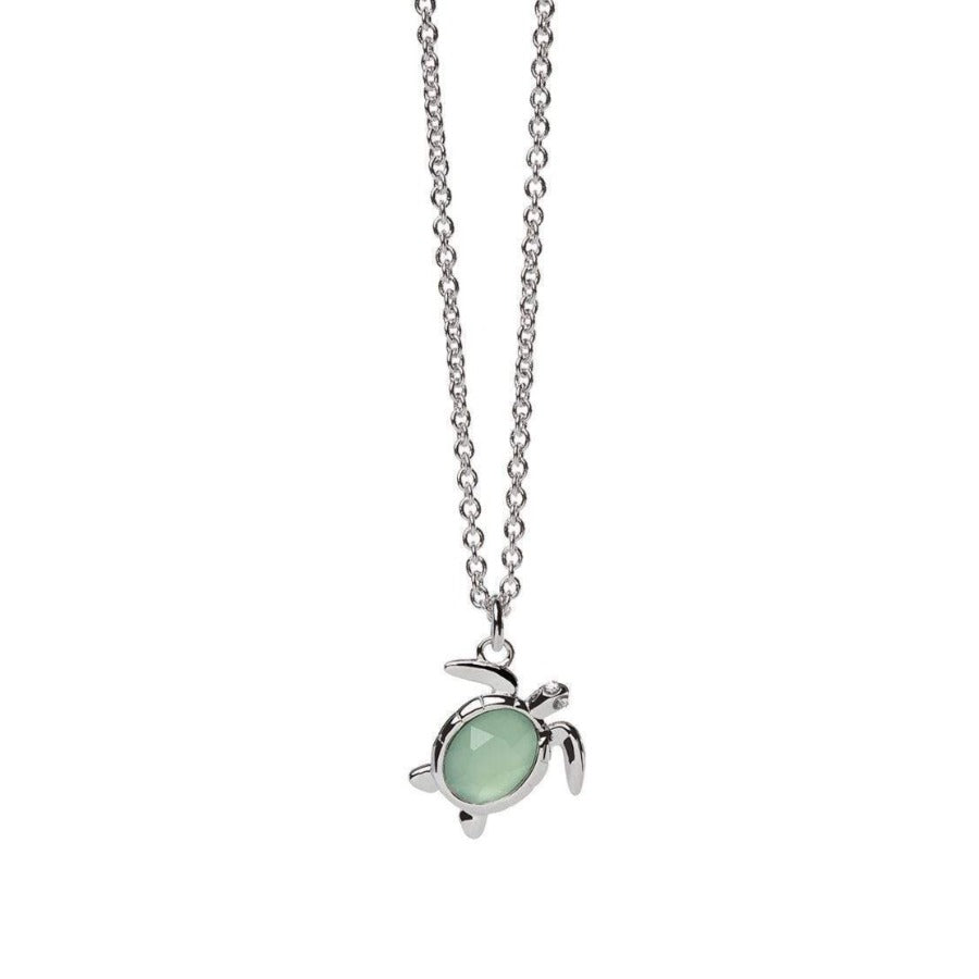 Sea La Vie Sea Turtle Necklace