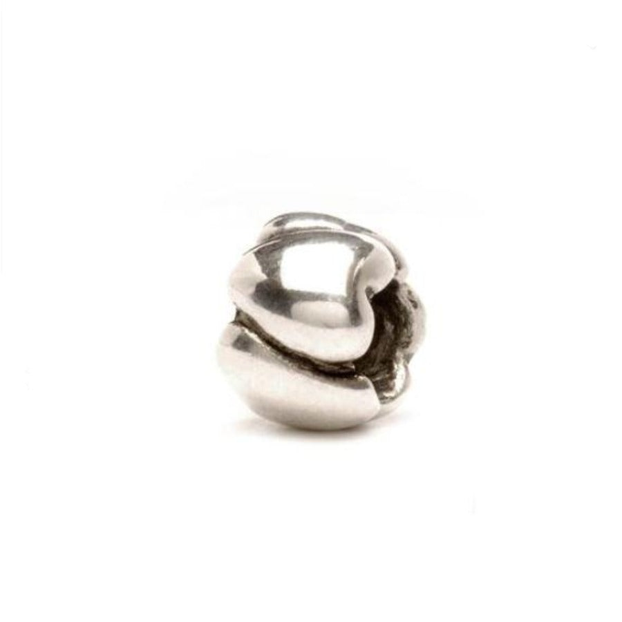 Trollbeads-Hearts, small Bead-Retired