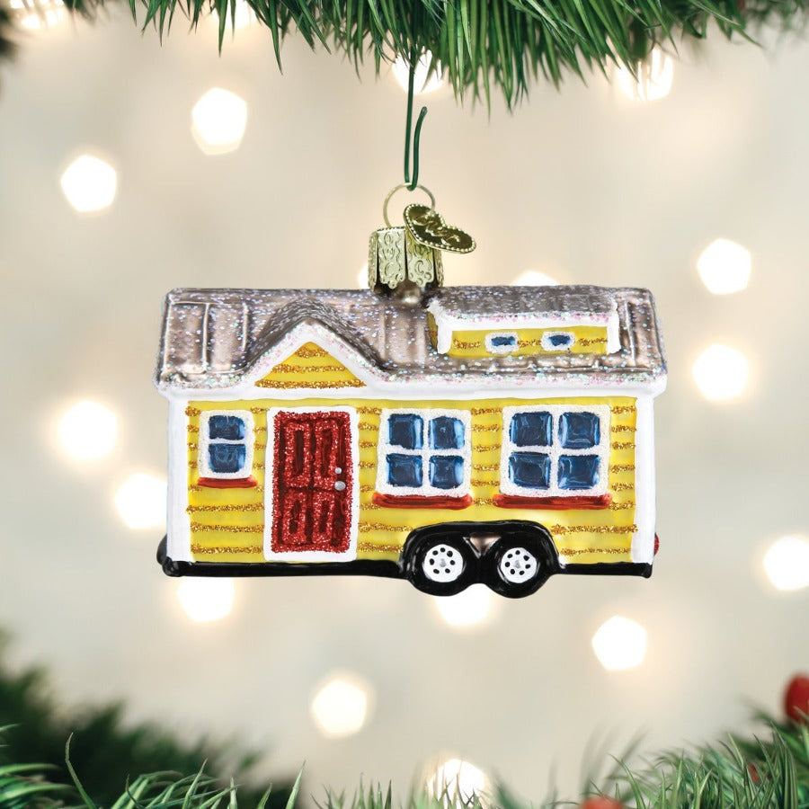 Tiny House - Old World Christmas