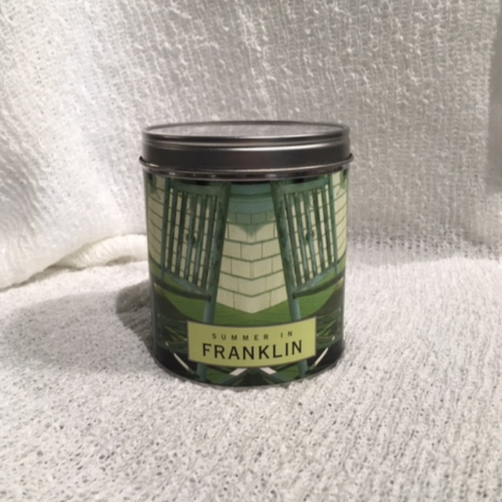 Candle - Summer in Franklin