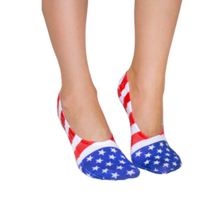 Liner Socks - Stars and Stripes