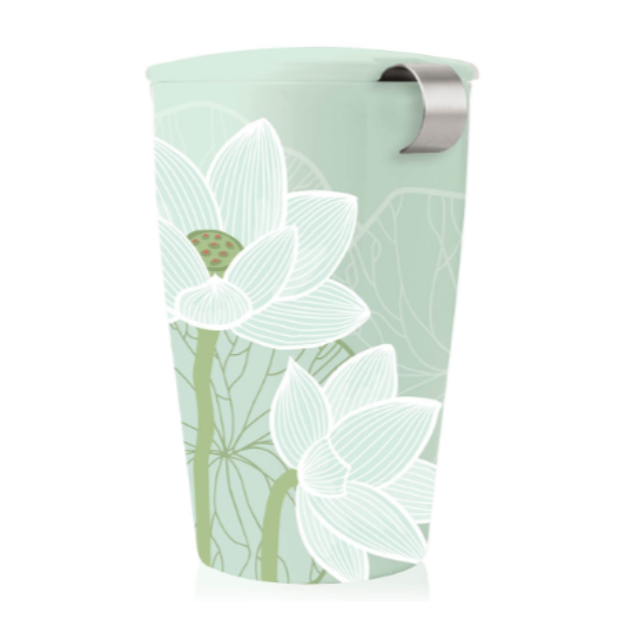 Lotus - KATI Steeping Cup and Infuser