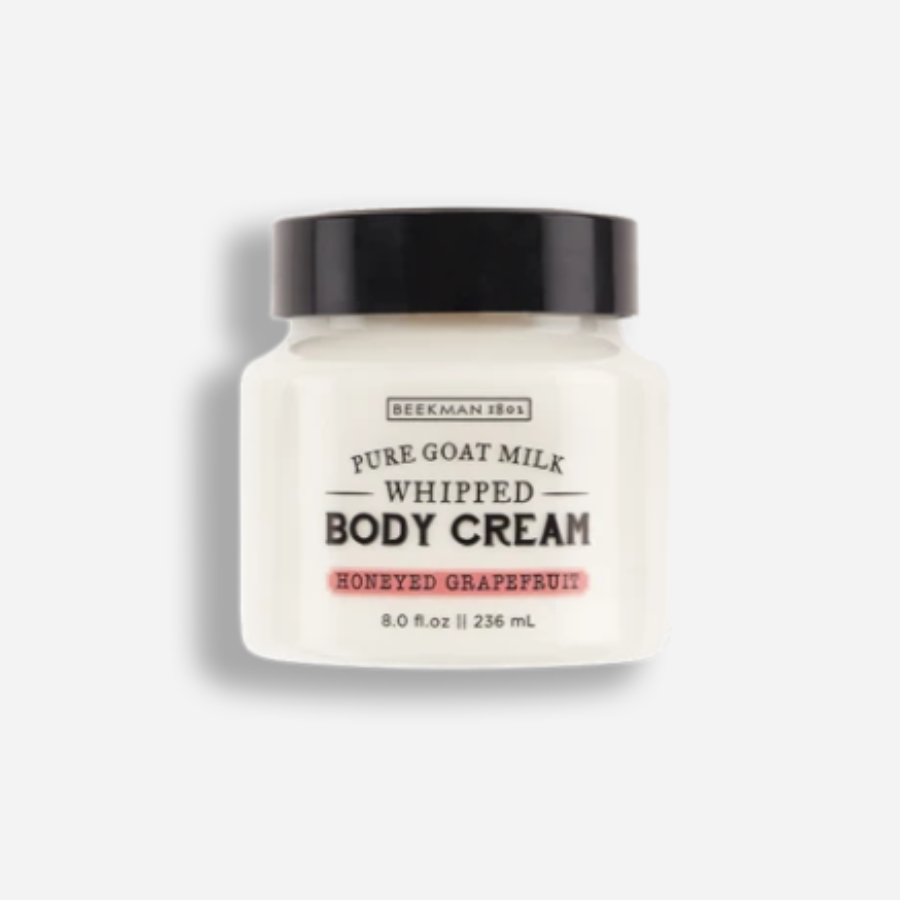 Whipped Body Cream - Honeyed Grapefruit