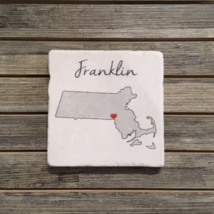 Coaster: Franklin
