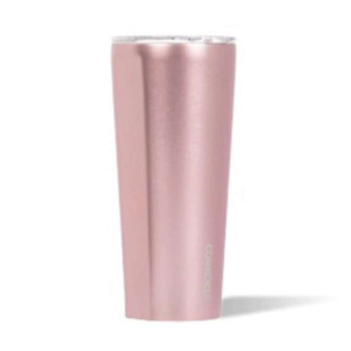 Corkcicle - Metallic Tumbler - Rose Metallic 24 oz.
