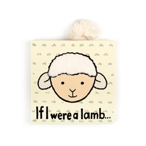 Board Book - If I Were A Lamb