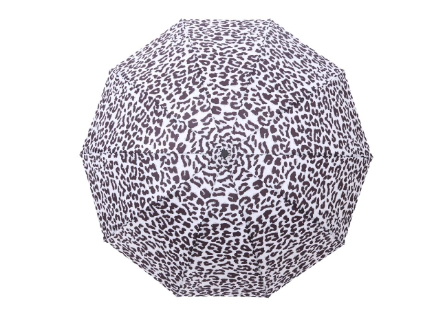 RainCaper - Animal Print Folding Travel Umbrella
