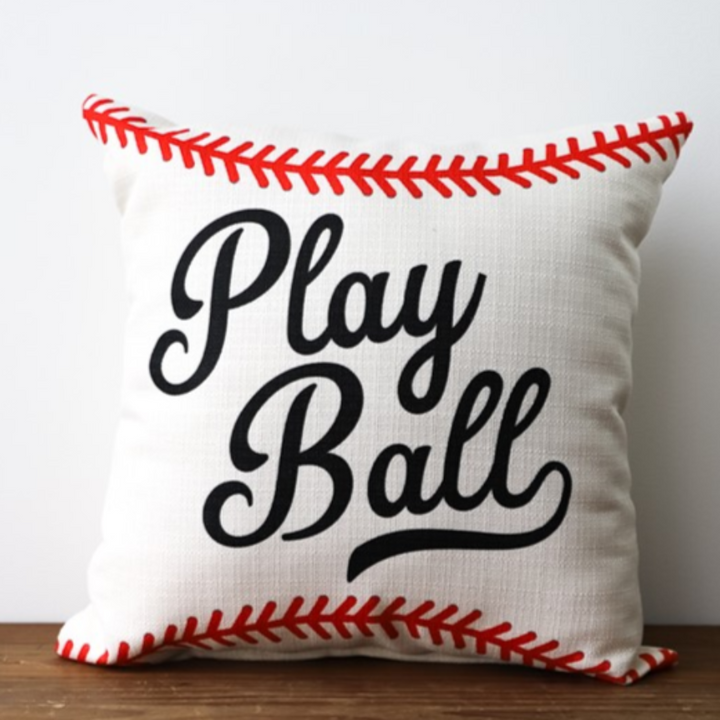 Pillow - Play Ball
