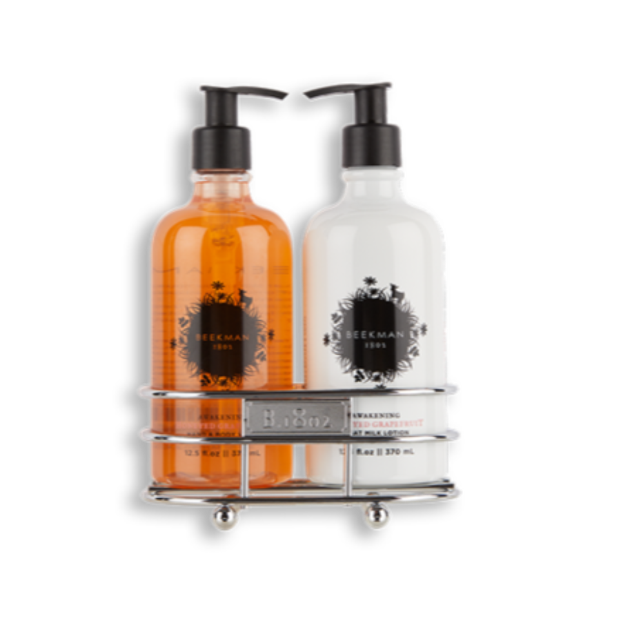 Beekman - Honeyed Grapefruit Lotion/Hand Wash Set