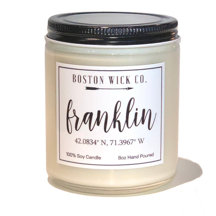 Soy Candle - Franklin