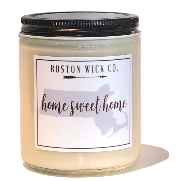Soy Candle - Home Sweet Home