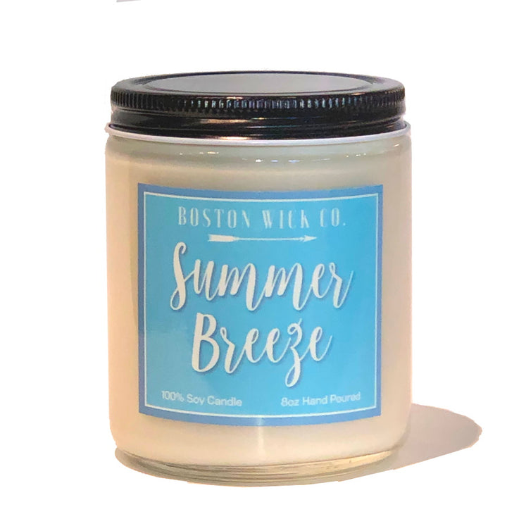 Soy Candle - Summer Breeze