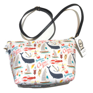 Cross Body B.O.O.N Bag - Cape Cod